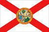 Official State Flag of Florida.