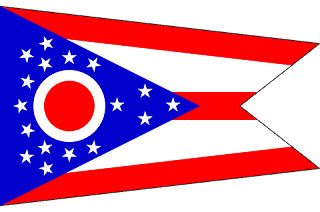 Official Ohio state flag.