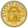 Image of the Georgia state seal.