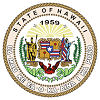 Official State Seal of Hawaii.