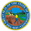 Image of the Minnesota state seal.