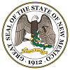 Image of the New Mexico state seal.