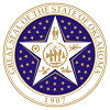 Image of the Oklahoma state seal.
