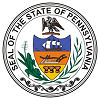 Image of the Pennsylvania state seal.
