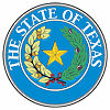 Image of the Texas state seal.